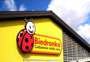Biedronka otworzyła sklep na dworcu kolejowym w Poznaniu