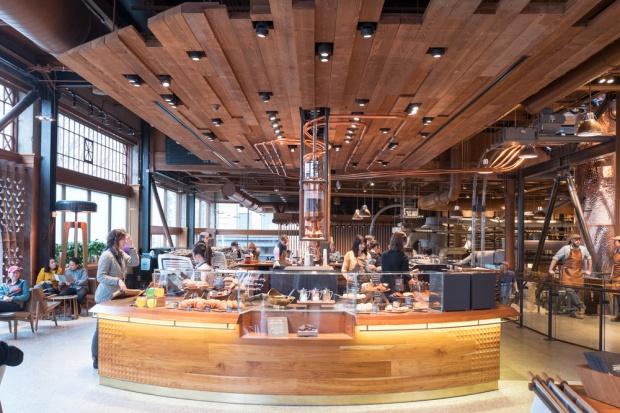 Starbucks otworzy palarnię kawy Reserve Roastery w Mediolanie