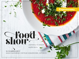 Strefa Food Tech podczas Food Show 2017