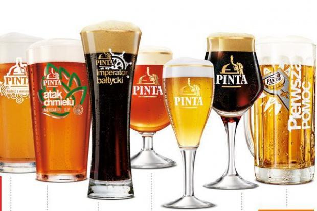 Browar Pinta: trwa rywalizacja browarów kraftowych; rynek zaawansowany, a oczekiwania piwoszy rosną