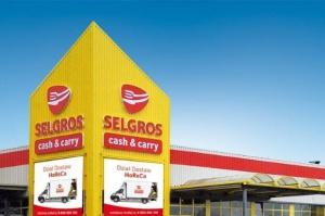 Selgros zamierza rozbudować swoją pierwszą halę w Polsce