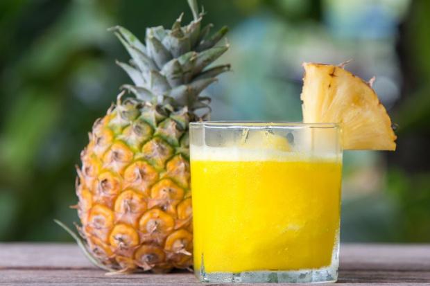 UE importuje coraz mniej zagęszczonego soku ananasowego
