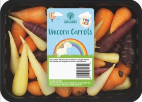 Lidl z nową ofertą warzyw dedykowaną dzieciom