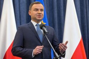 Prezydent Andrzej Duda: transport wodny tańszy i bardziej ekologiczny niż drogowy