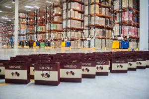 Mieszko otworzył Magazyn Wyrobów Gotowych w Gliwicach zarządzany przez ID Logistics (galeria zdjęć)