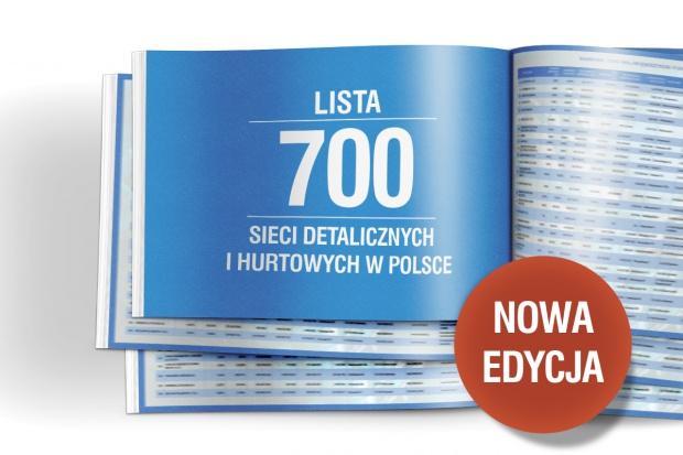 Lista 700 sieci detalicznych i hurtowych w Polsce - nowa edycja