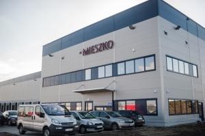 Zdjęcie numer 1 - galeria: Mieszko otworzył Magazyn Wyrobów Gotowych w Gliwicach zarządzany przez ID Logistics (galeria zdjęć)