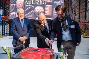 Zdjęcie numer 2 - galeria: Mieszko otworzył Magazyn Wyrobów Gotowych w Gliwicach zarządzany przez ID Logistics (galeria zdjęć)