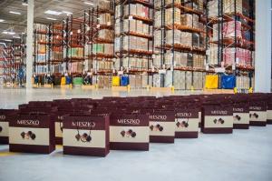 Zdjęcie numer 3 - galeria: Mieszko otworzył Magazyn Wyrobów Gotowych w Gliwicach zarządzany przez ID Logistics (galeria zdjęć)