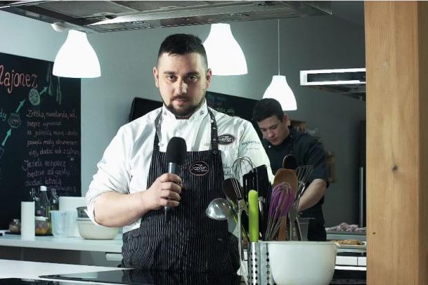 Adrian Feliks zaprasza na Food Show! (wideo)