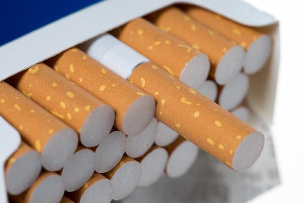 Задержали контрабанду сигарет в польше