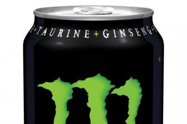 Napoje Monster Energy wchodzą do sieci Biedronka
