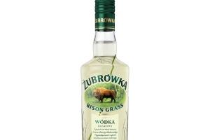 Żubrówka trzecią największą marką wódki na świecie; inne polskie marki też wysoko