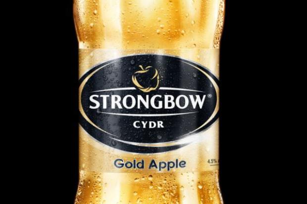 Strongbow zwiększył sprzedaż o 25 proc. i umocnił pozycję wicelidera w Polsce