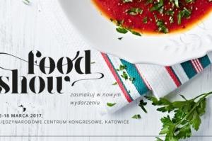 Już jutro rozpoczynamy Food Show 2017!