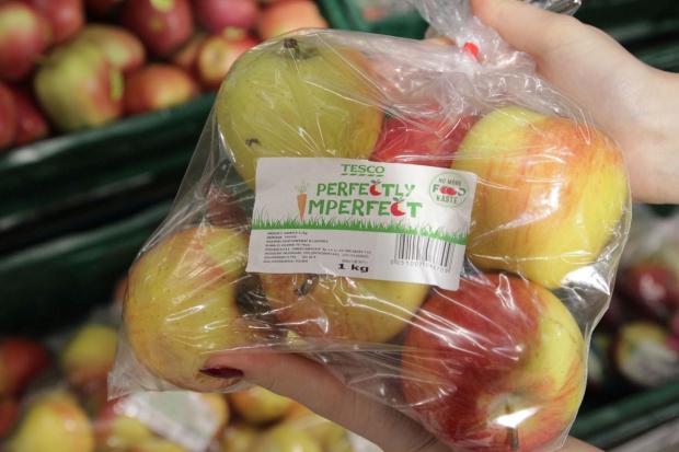 Tesco wprowadza program Perfectly Imperfect do 230 sklepów
