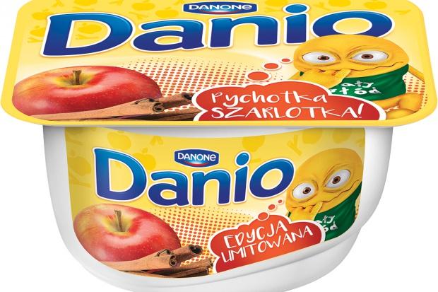 Danone zmienia opakowania serków Danio