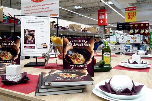 Carrefour rozpoczyna sprzedaż swojej pierwszej książki na polskim rynku