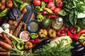 Mini strefa vege - Strefa Roślinna na Food Show 2017