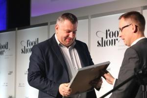 Zdjęcie numer 1 - galeria: Food Show: Przyznano nagrody za najlepszy produkt i dla najlepszego dostawcy HoReCa