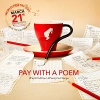 Sphinx i Chłopskie Jadło: Akcja kawa za wiersz