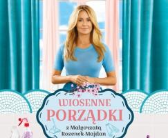 Małgorzata Rozenek-Majdan wspiera Biedronkę w komunikacji nt. środków czystości