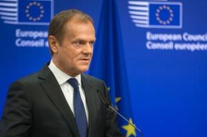 Tusk: W ciągu 48 godzin od uruchomienia artykułu 50 zaprezentuję projekt wytycznych co do Brexitu dla 27 państw członkowskich