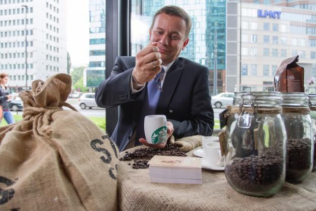 Starbucks: Można zalać kawiarniami całą Polskę. Ale zupełnie nie o to nam chodzi