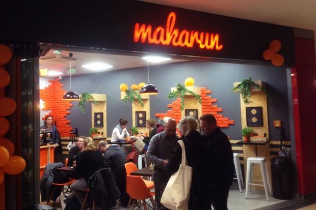 Sieć Makarun wyszła poza granice Polski