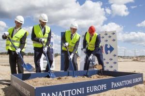 Panattoni buduje dla DSV Solutions