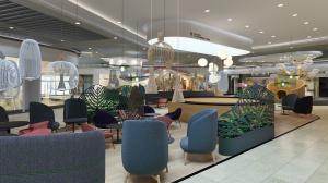 Otwiera się rozbudowane CH Auchan Hetmańska