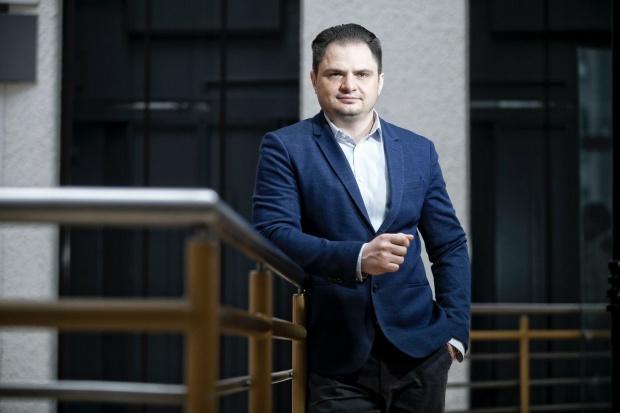 Wiceprezes Symbio o polskim rynku ekologicznej żywności (wideo)