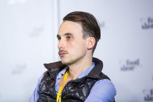 Tomek Woźniak na FoodShow: Jemy coraz więcej na mieście lub zamawiamy do domu