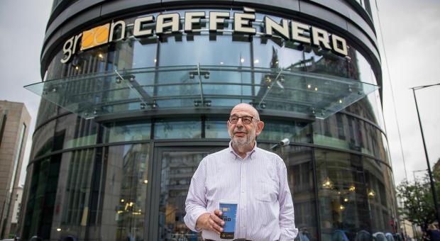 Adam Ringer, prezes Green Caffe Nero - duży wywiad