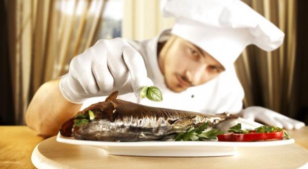 Idealny związek dostawcy i restauratora