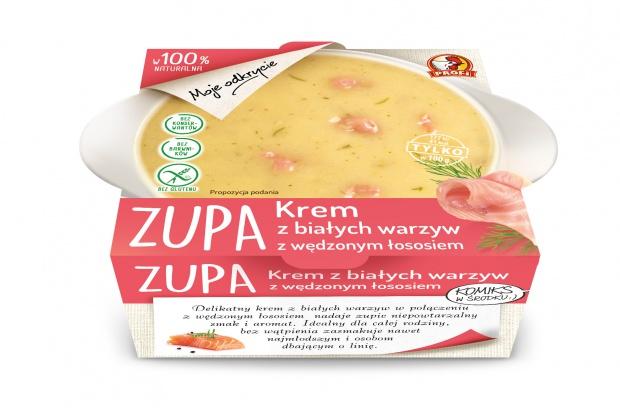 Profi rozszerza linię świeżych zup chłodzonych