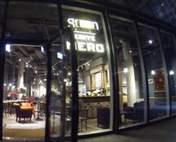 Nowa kawiarnia Green Cafe Nero