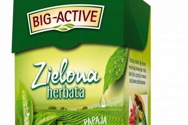Herbaty Big-Active w nowej odsłonie