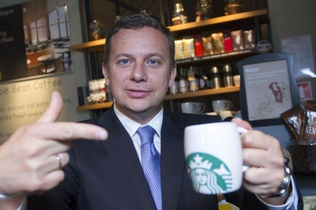 Starbucks: Na rynku kawiarni panuje duża konkurencja. Każdy chce się wybić