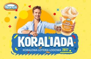 Lody Koral z wielką loterią konsumencką!