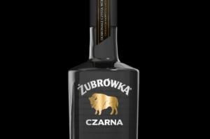 Żubrówka Czarna chce umocnić pozycję i na stałe być w czołówce wódek super premium
