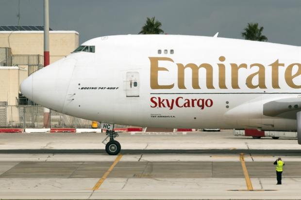 Linie lotnicze Emirates SkyCargo udoskonaliły transport świeżej żywności