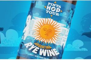 Browar uwarzył wino, czyli nowy pomysł Browaru Pinta
