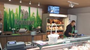 Konspol z nowym sklepem w Koninie