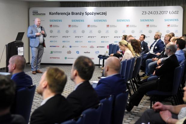 W Łodzi odbyła się druga edycja konferencji Food Automation