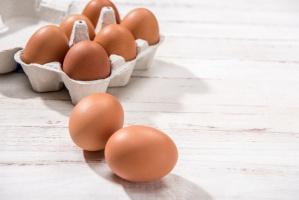 W 2016 r. wyhamował polski eksport jaj spożywczych