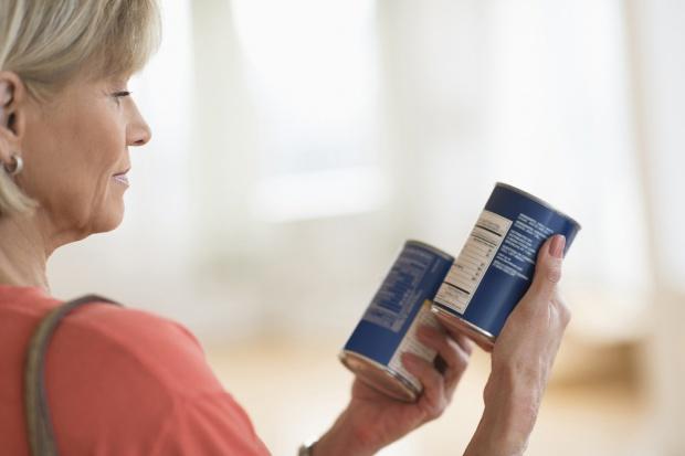 Co etykiety mówią o składzie produktów?