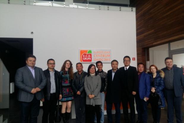 Przedstawiciele Chin odwiedzili Unię Owocową