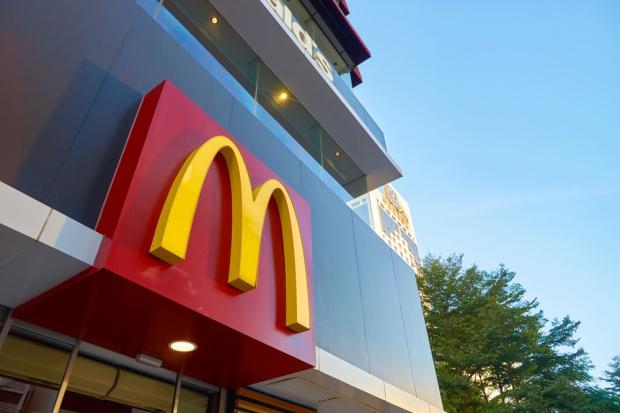 McDonald's inwestuje w food trucki