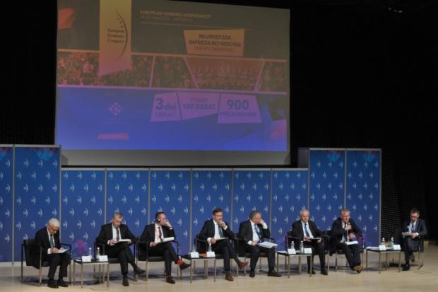 Europejski Kongres Gospodarczy - zobacz kto potwierdził udział!